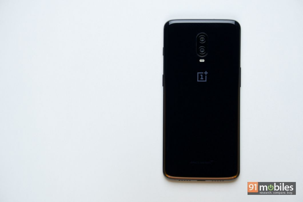 OnePlus 6T McLaren Edition first impressions - 91mobiles 09