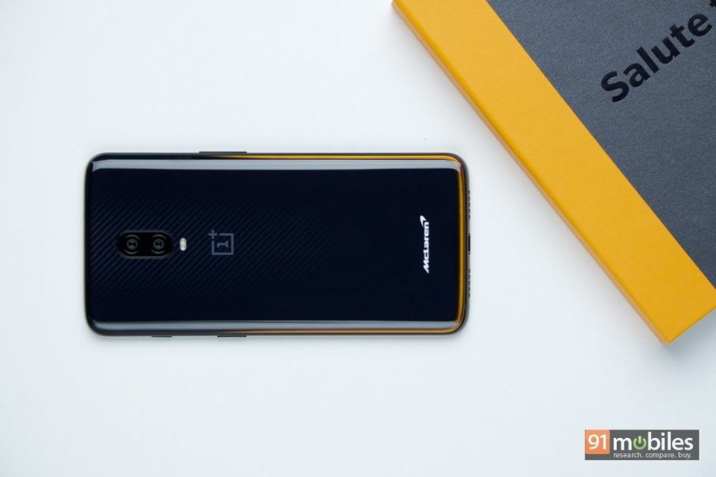 OnePlus 6T McLaren Edition first impressions - 91mobiles 14