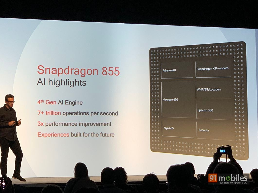 The Qualcomm Snapdragon 855 SoC is out, and here's how it might