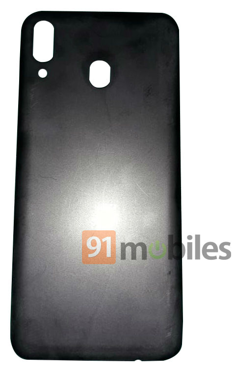 Samsung Galaxy M20 back panel