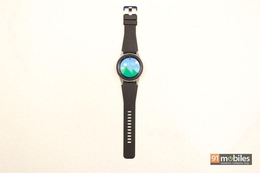 Samsung Galaxy Watch review001