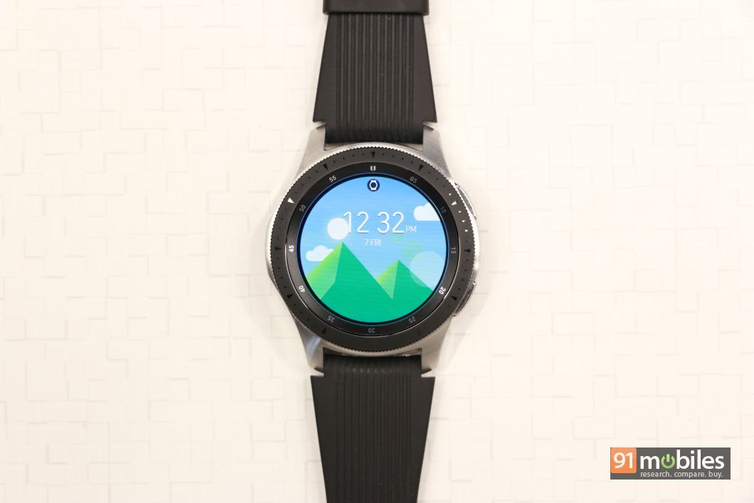 Samsung Galaxy Watch review002