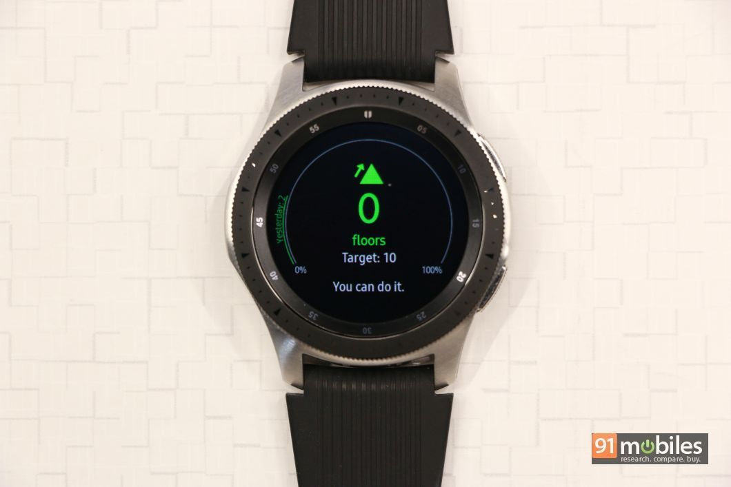 Samsung Galaxy Watch review011