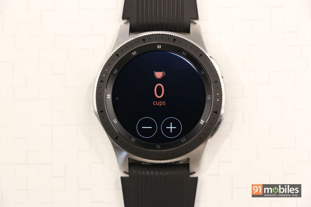 Samsung Galaxy Watch review017