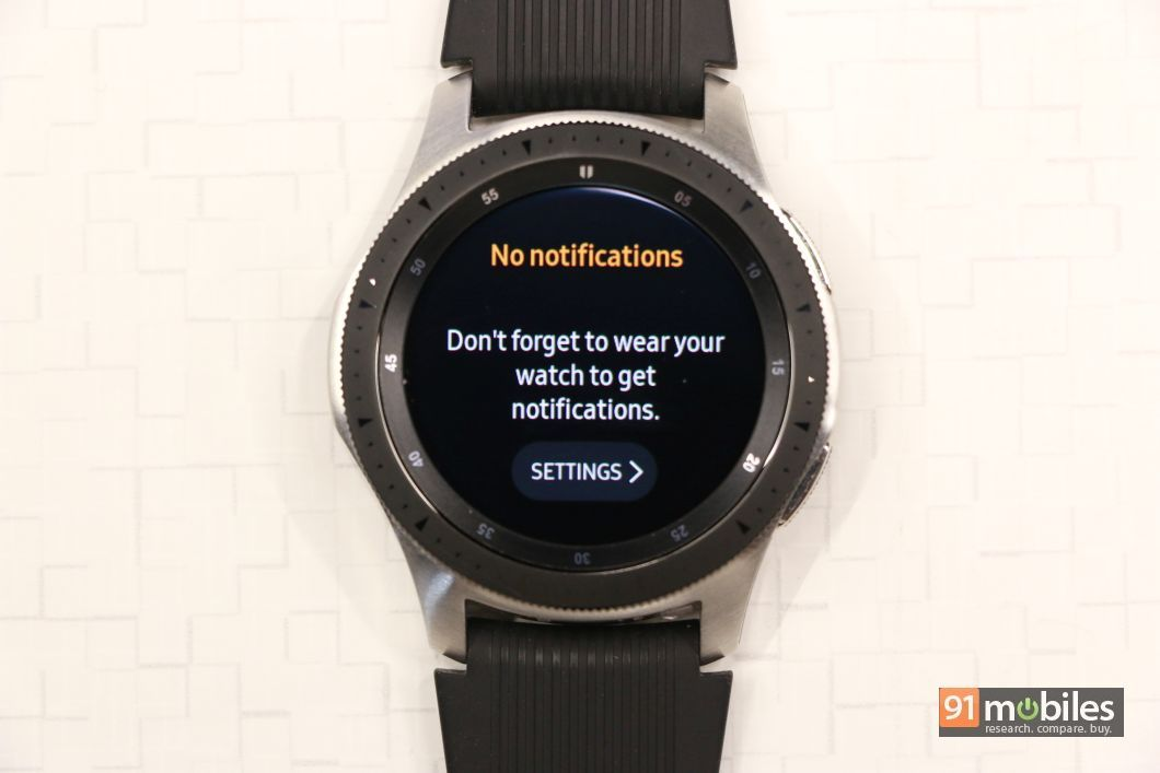 Samsung Galaxy Watch review: style meets function