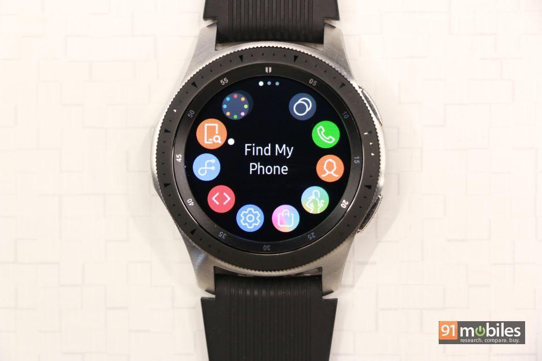 Samsung Galaxy Watch review022