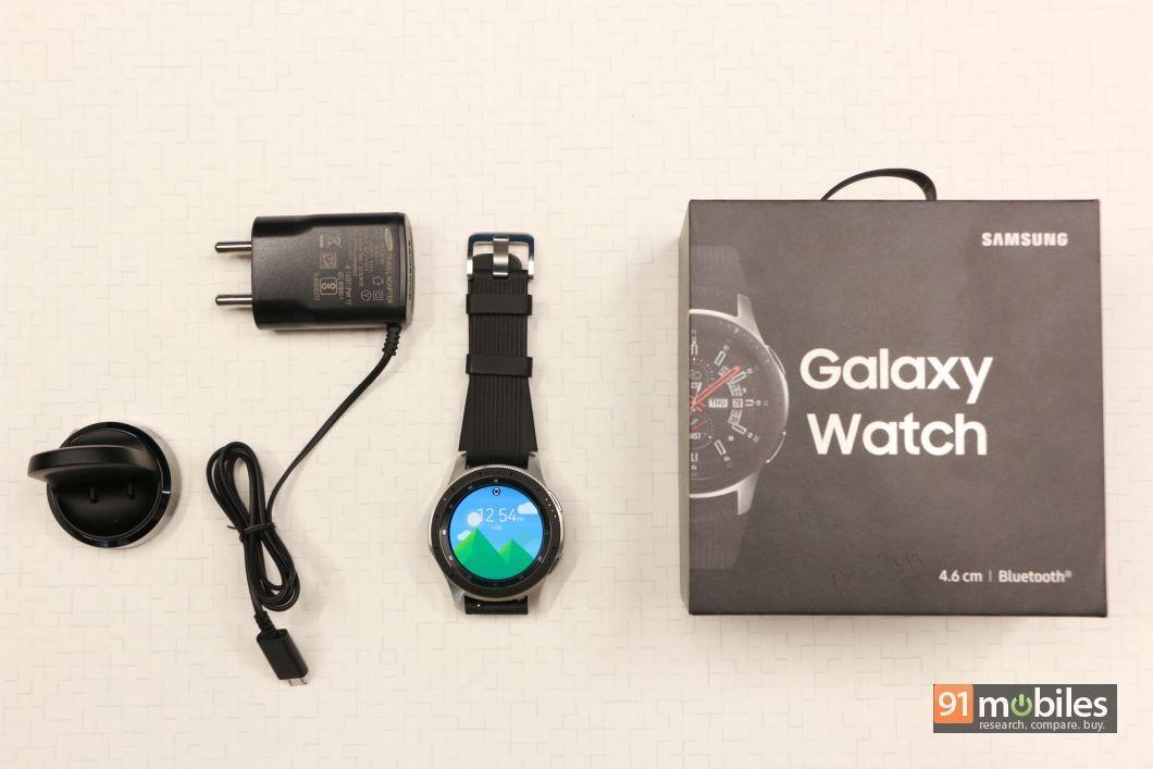 Samsung Galaxy Watch review027