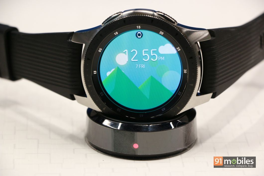 Samsung Galaxy Watch review028