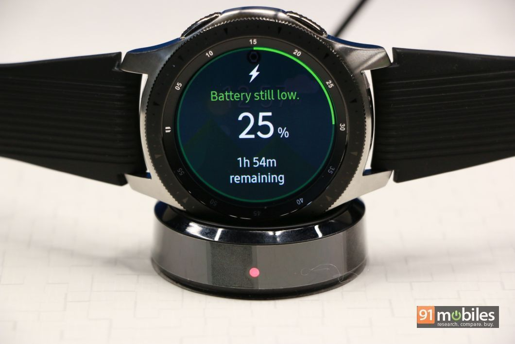 Samsung Galaxy Watch review029