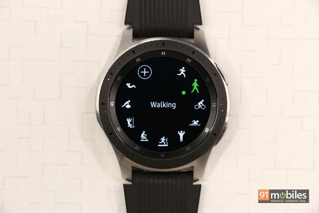 Samsung Galaxy Watch review033