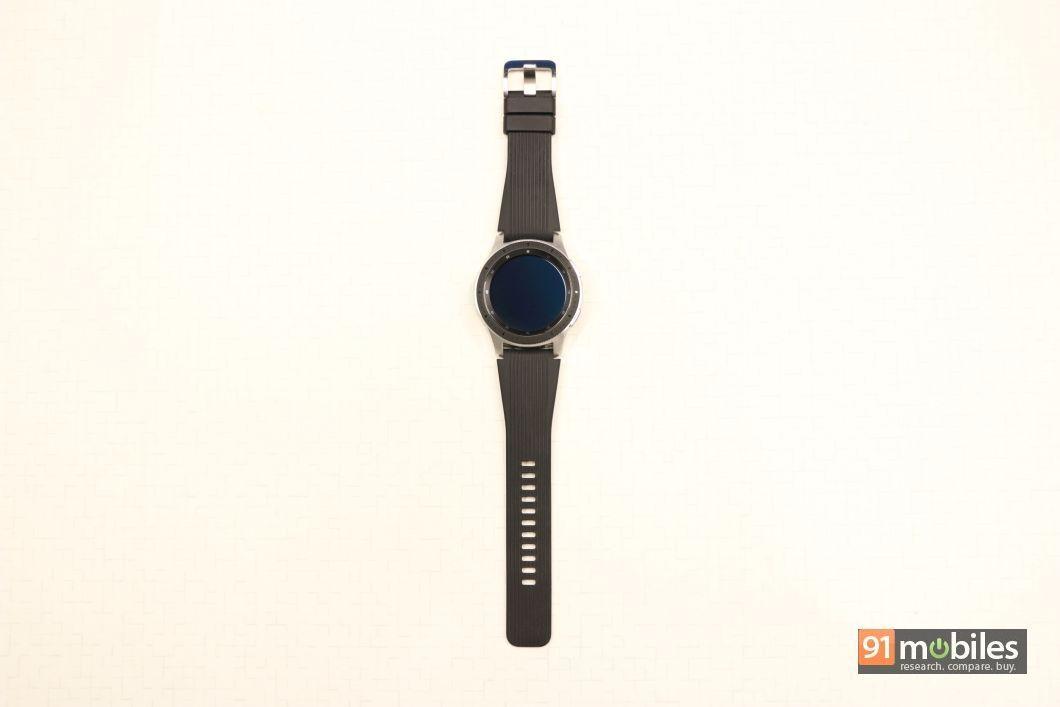 Samsung Galaxy Watch review034