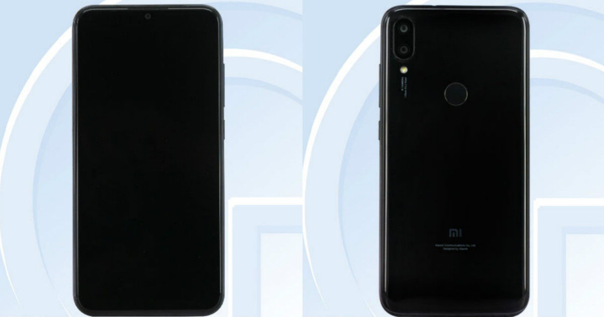 Xiaomi Redmi 7 Pro TENAA - featured