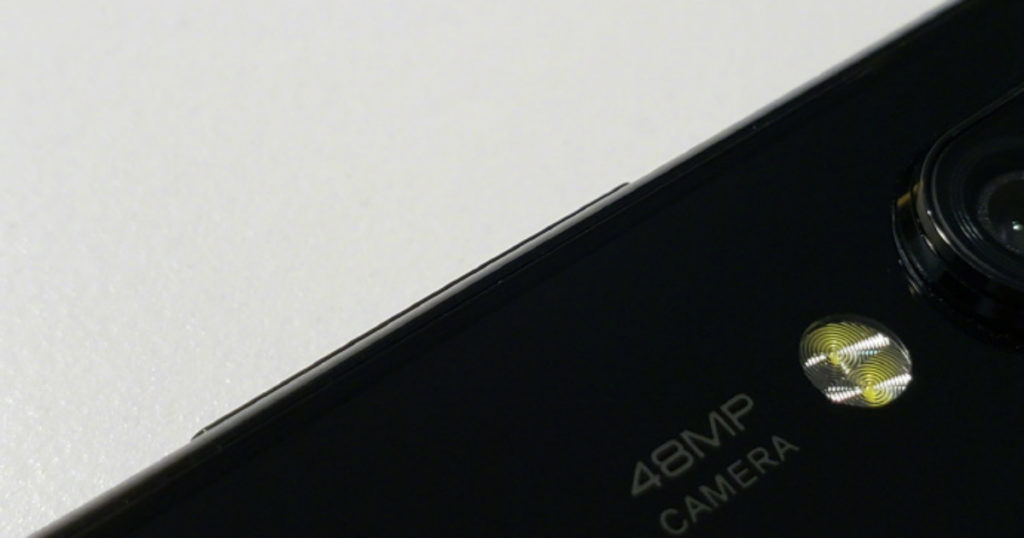 Xiaomi phone with 48MP camera