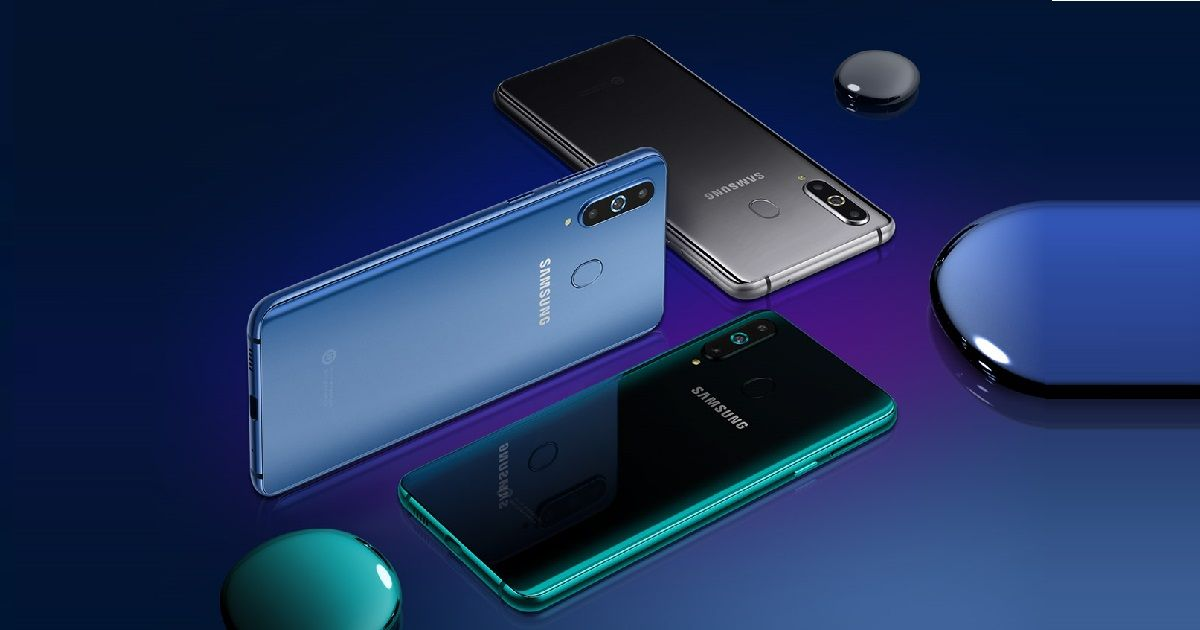Samsung Galaxy A60 Aka Galaxy A8s Lite With Punch-hole