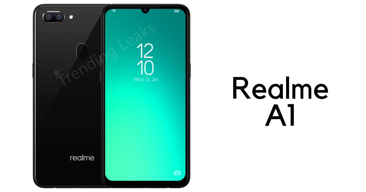 Image result for realme a1