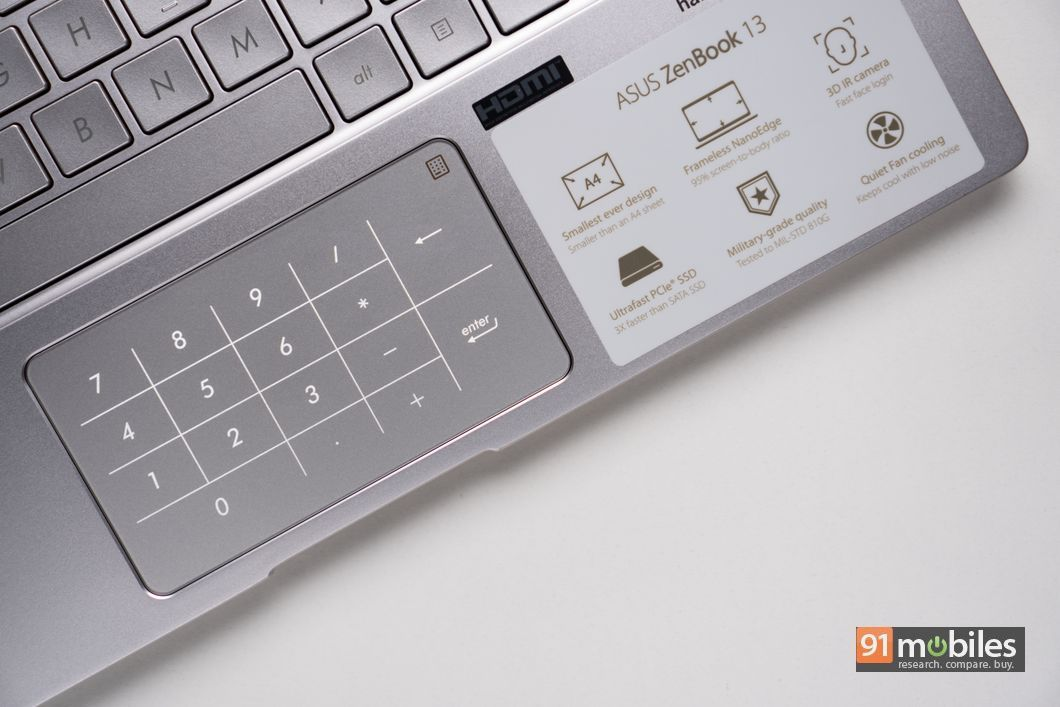 ASUS ZenBook 13 review15