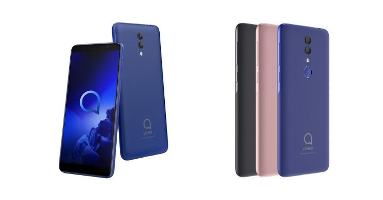 CES 2019]: Alcatel 1X (2019) and 1C (2019) announced, to go on sale
