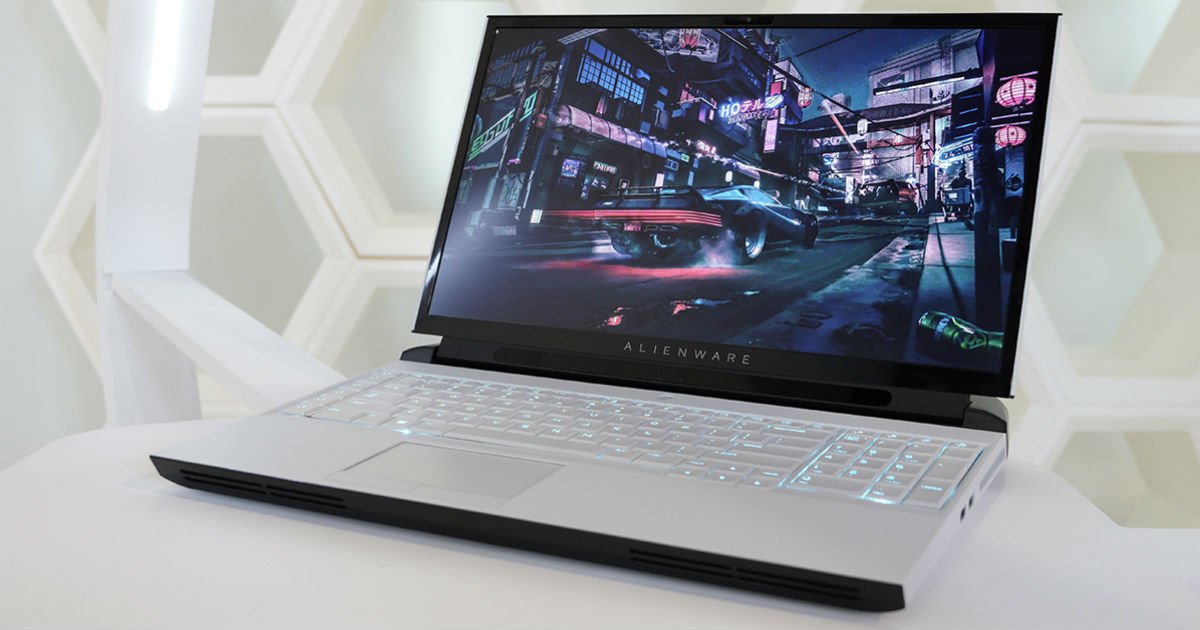 Dell introduces Alienware Area-51m completely customisable