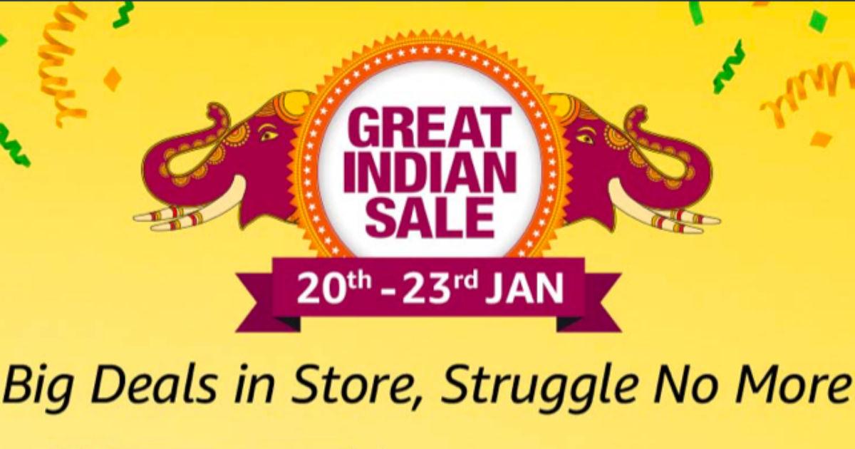 Amazon sale deals January 20