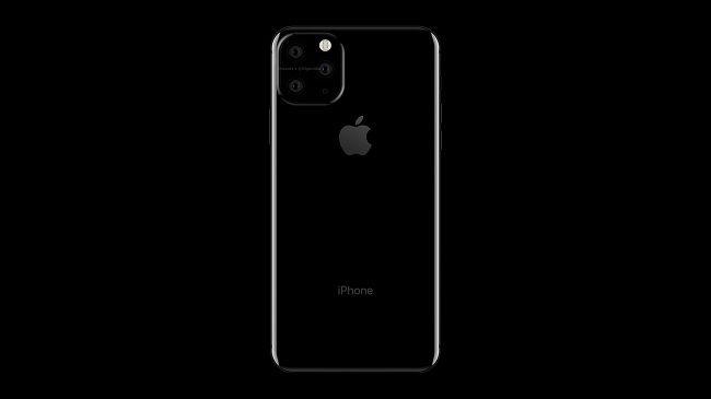 Apple iPhone 2019 Render