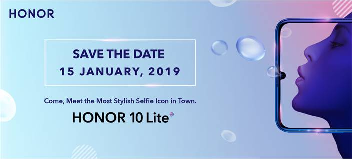 Honor 10 Lite India launch date