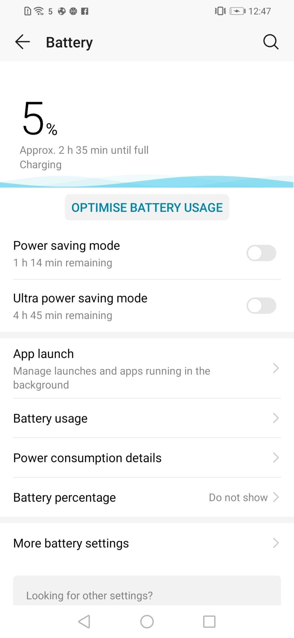 Honor 10 Lite battery 1