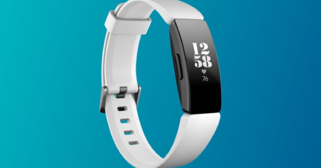 Fitbit Inspire and Inspire HR fitness trackers with OLED display