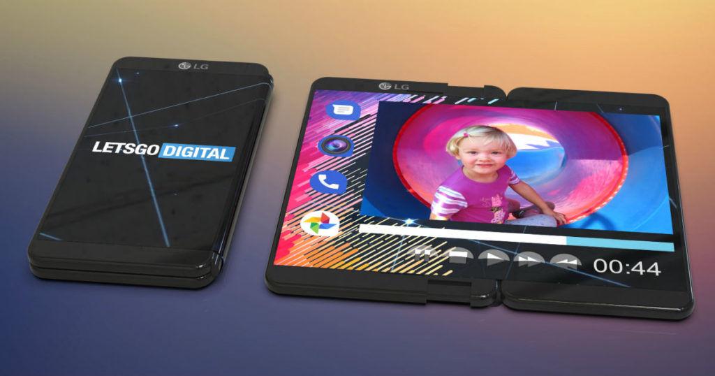 لن تطرح LG أي هاتف ذكي قابل للطي في MWC 2019 القادم