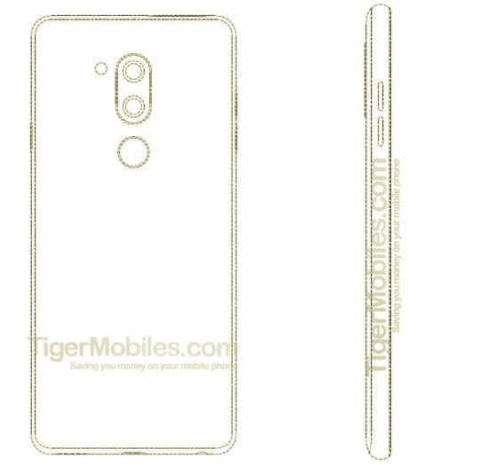 LG waterdrop style notch phone_1
