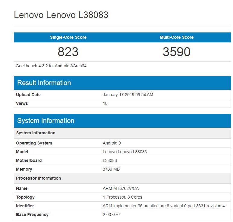 Lenovo-L38083-geekbench