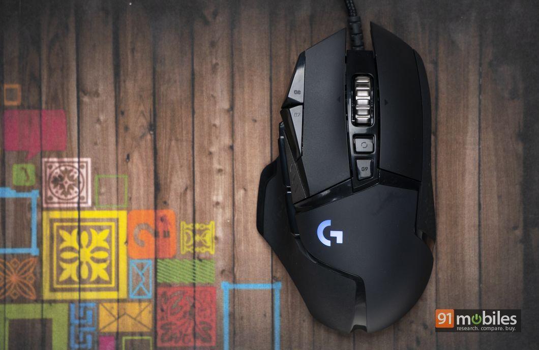 Logitech G502 Hero overview02