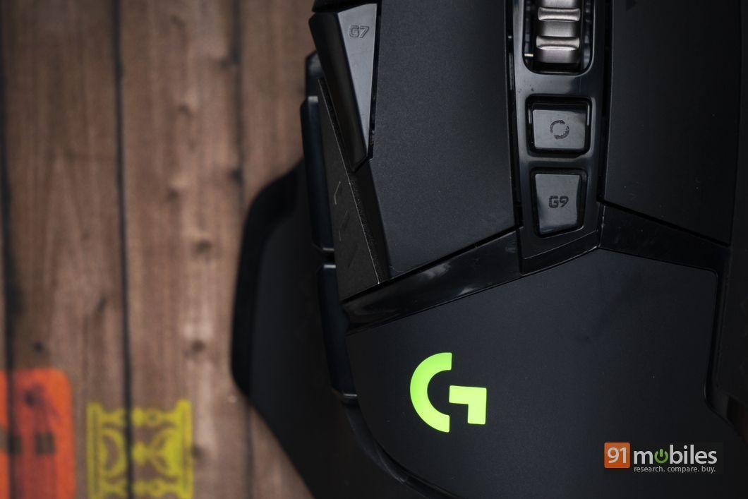 Logitech G502 Hero overview03