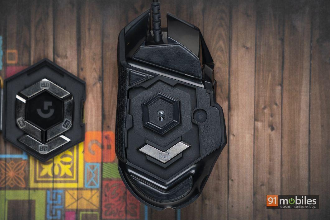 Logitech G502 Hero overview09