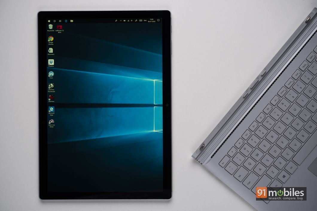 Microsoft Surface Book 2 review17