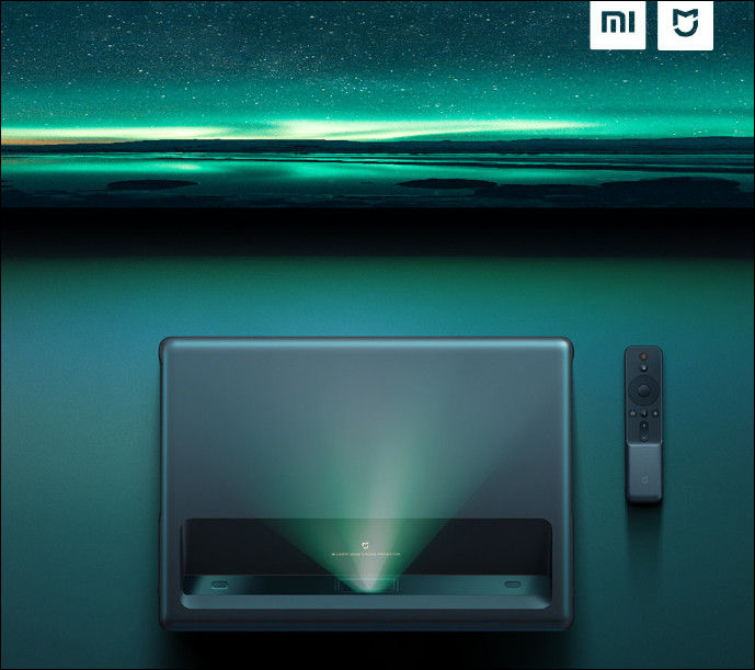 Xiaomi subsidiary Mijia launches Laser Projector 4K with 150