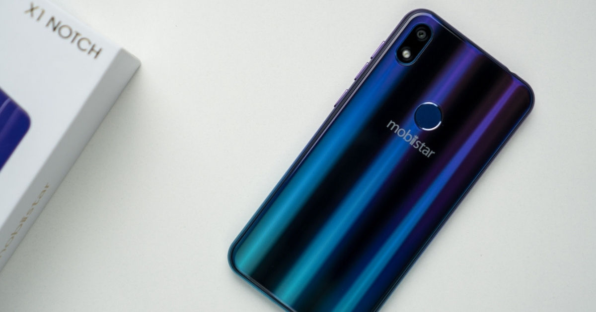 Mobiistar X1 Notch with 5 7-inch notch display and 13MP AI cameras