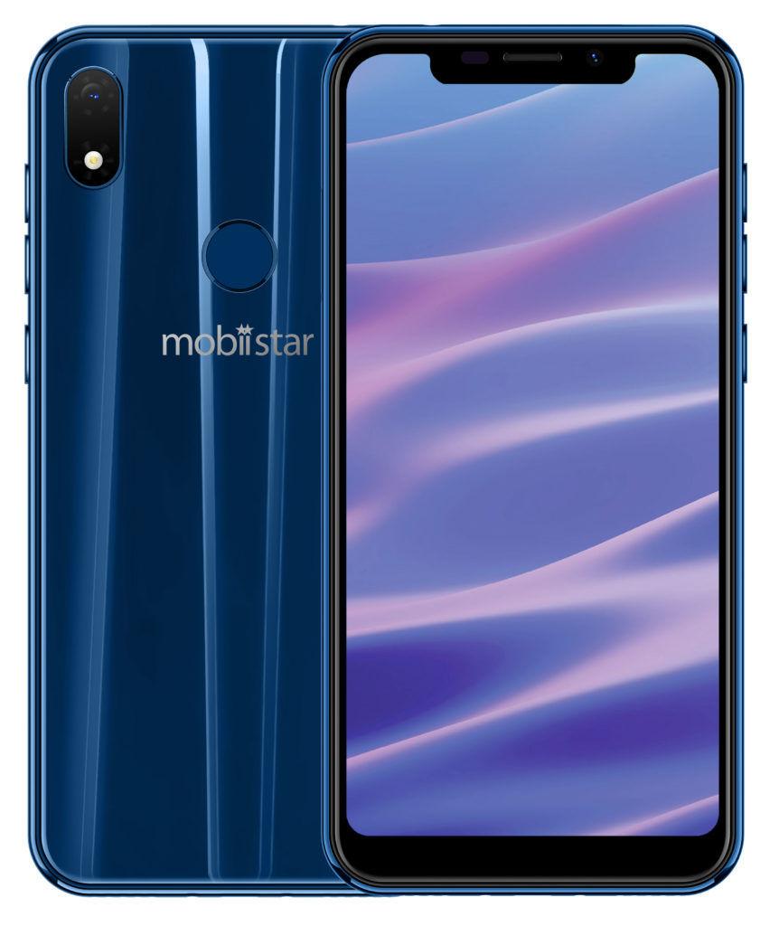 Mobiistar X1 Notch_Sapphire Blue