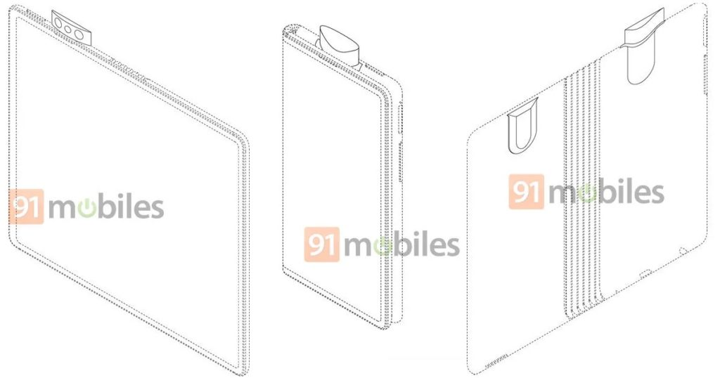 OPPO Foldable pop up FB