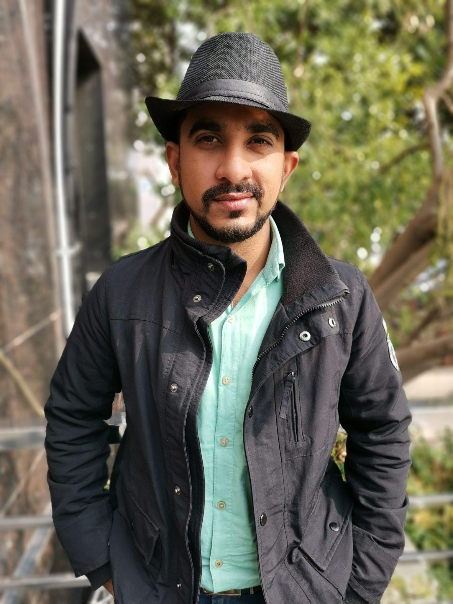 Portrait shot - Photo A