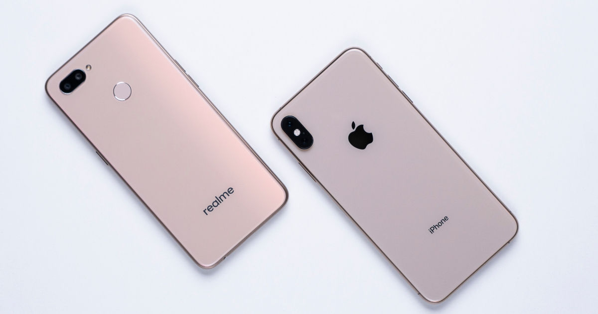 The Realme U1 Fiery Gold is that perfect mix of tech and