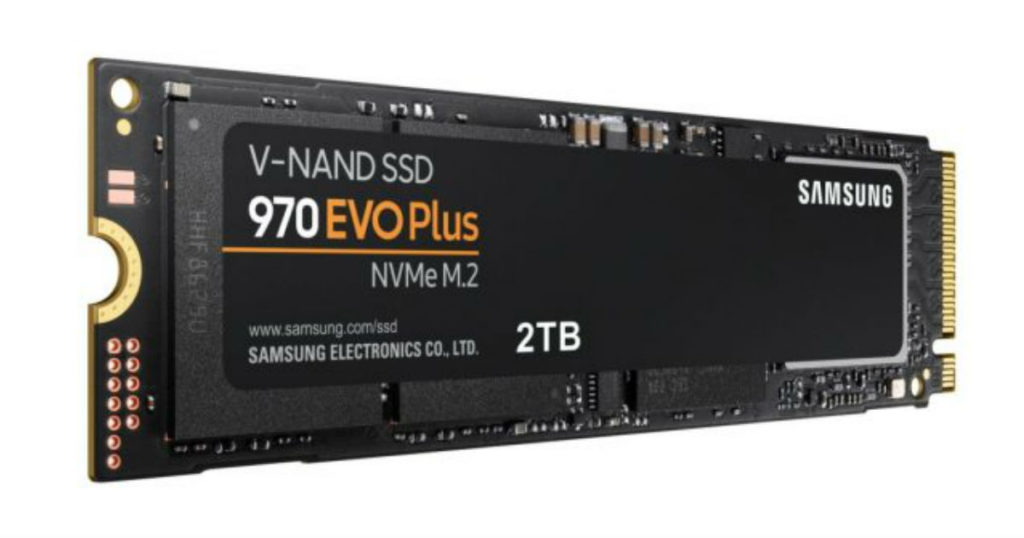 Samsung 970 Evo Plus SSD - featured