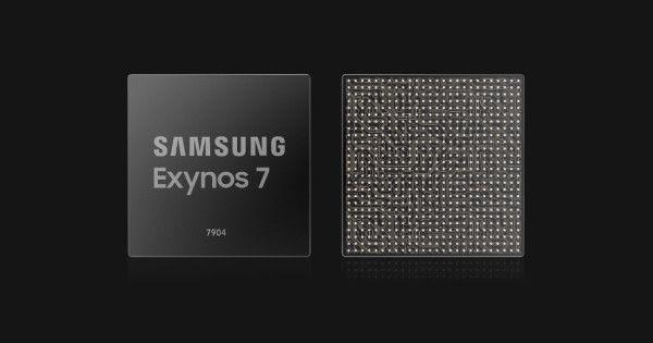 Samsung Exynos 7904 - in text