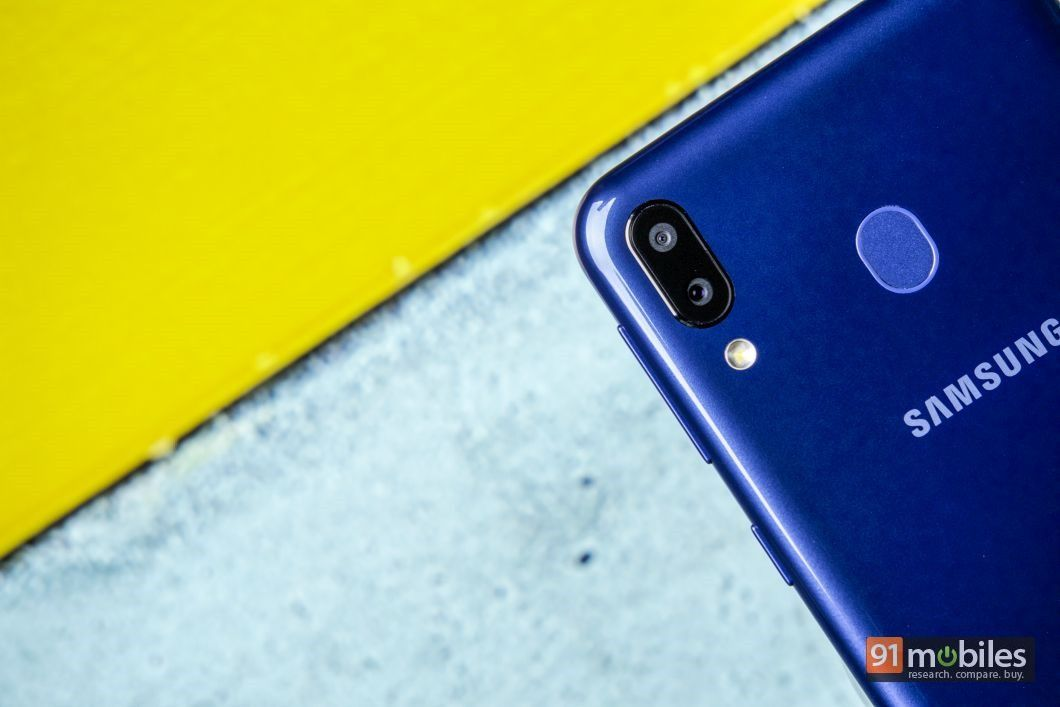 Samsung Galaxy M20 review - 91mobiles 07