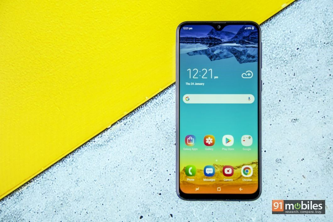 Samsung Galaxy M20 review - 91mobiles 11