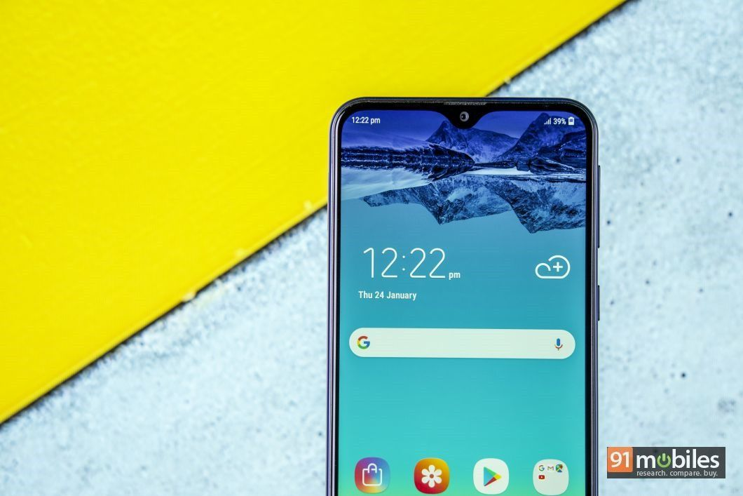 Samsung Galaxy M20 review - 91mobiles 12