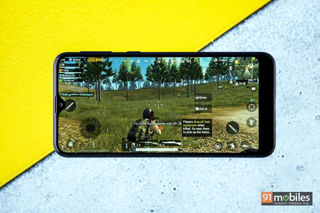 Samsung Galaxy M20 review - 91mobiles 19