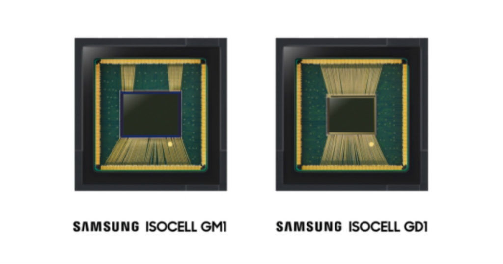 Samsung ISOCELL GM1 - in text