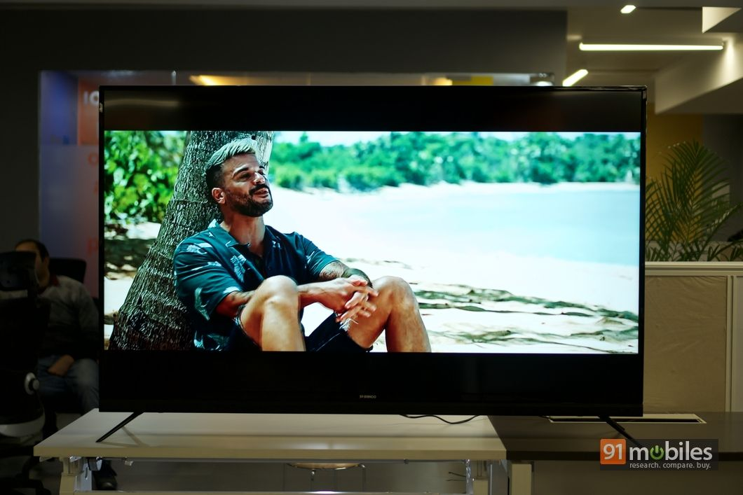 Shinco 65-inch 4K smart TV UFI 07