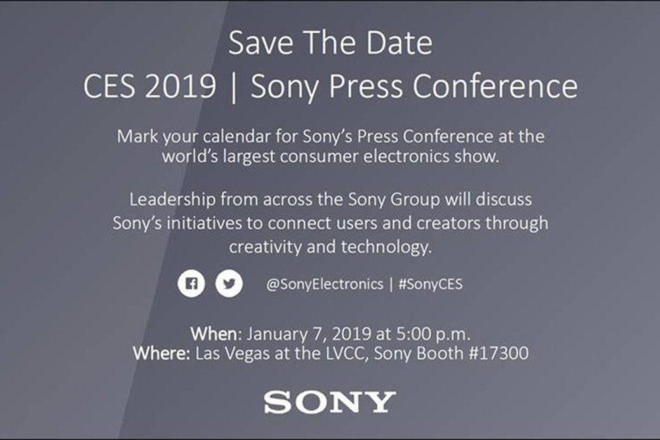 Sony-CES-2019