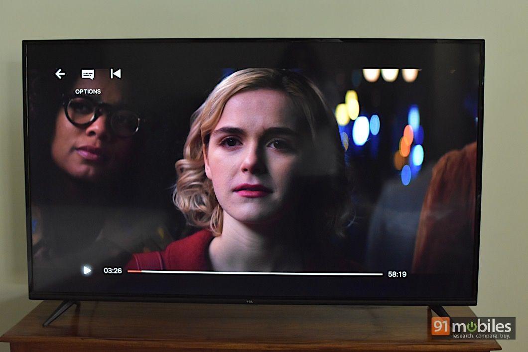 TCL 55P65US review: a VFM 4K TV with excellent picture